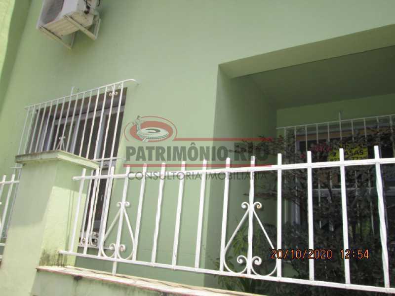 IMG_1578 - Espetacular Casa Duplex, 4quartos, 2vagas de garagem - Vista Alegre - PACN40024 - 1