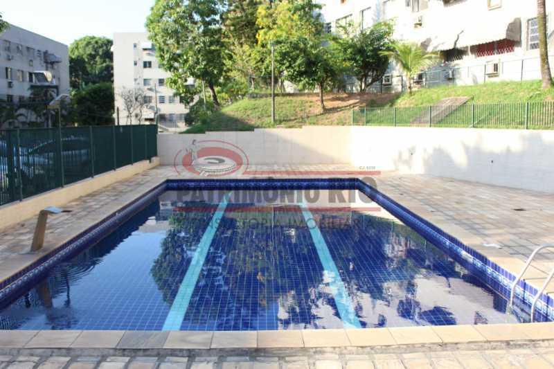 291034 - Ótimo apartamento 2qtos - Pechincha - PAAP24014 - 22