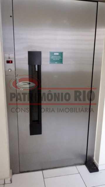 2910 - Ótimo apartamento 2qtos - Pechincha - PAAP24014 - 26