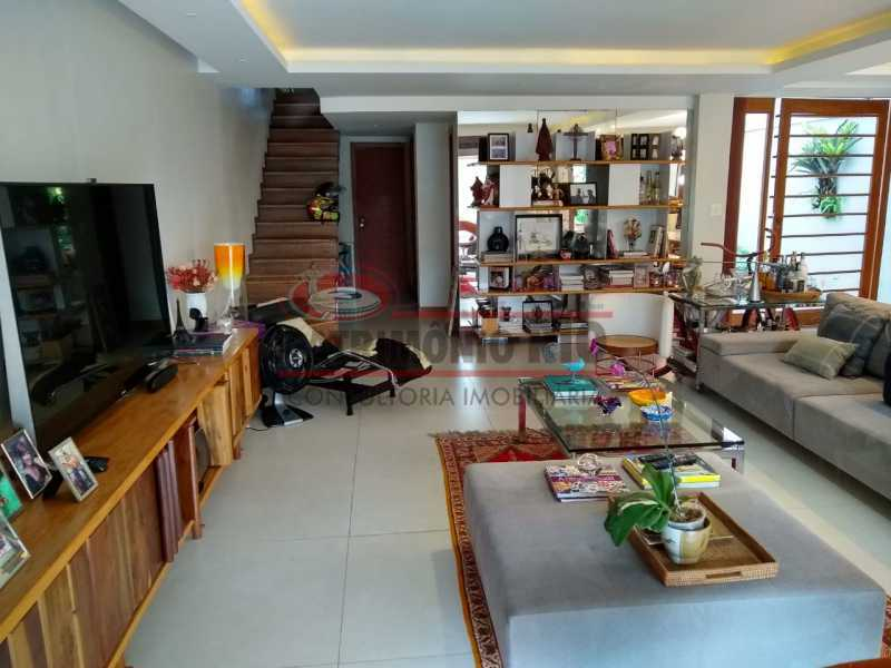 WhatsApp Image 2019-08-20 at 1 - Casa em Condomínio recreio / Barra - PACN40025 - 20