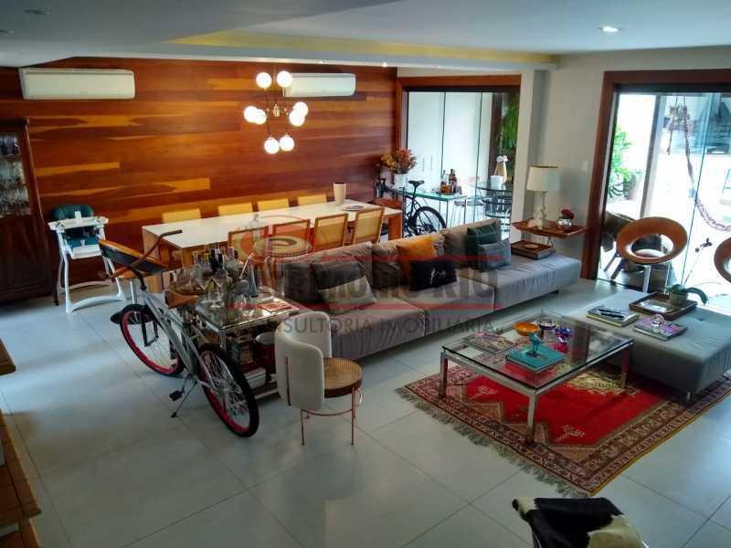 WhatsApp Image 2019-08-20 at 1 - Casa em Condomínio recreio / Barra - PACN40025 - 22