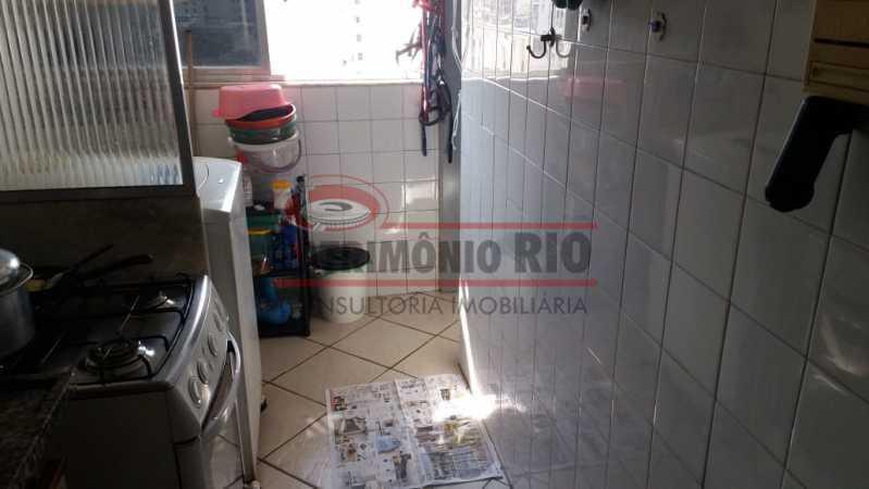 12. - Apartamento 2quartos Tijuca - PAAP24022 - 13