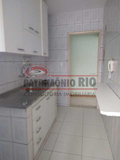 301034 - Excelente Apartamento 2quartos Vaz Lobo - PAAP24023 - 19