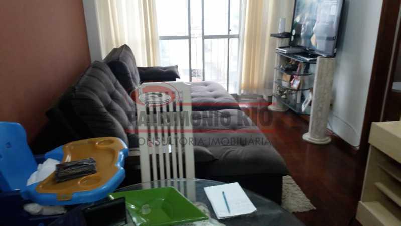 01. - Apartamento 2 quartos à venda Madureira, Rio de Janeiro - R$ 250.000 - PAAP24028 - 1