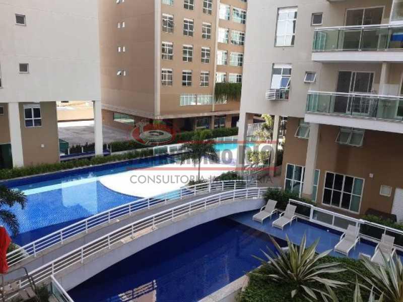 7 - Apartamento, Taquara, Condomínio Connect Life, 2quartos (suíte), 1vaga e Financiamento - PAAP24030 - 1
