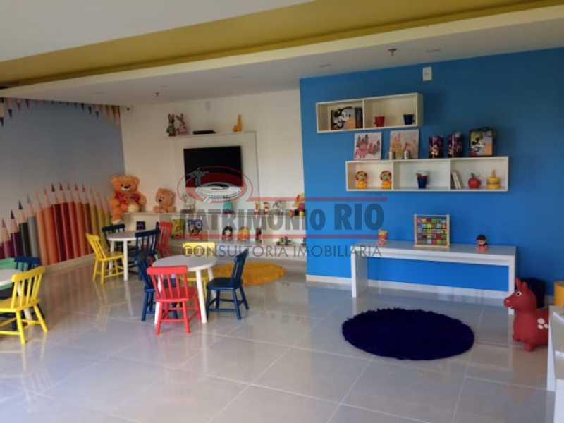14 - Apartamento, Taquara, Condomínio Connect Life, 2quartos (suíte), 1vaga e Financiamento - PAAP24030 - 25