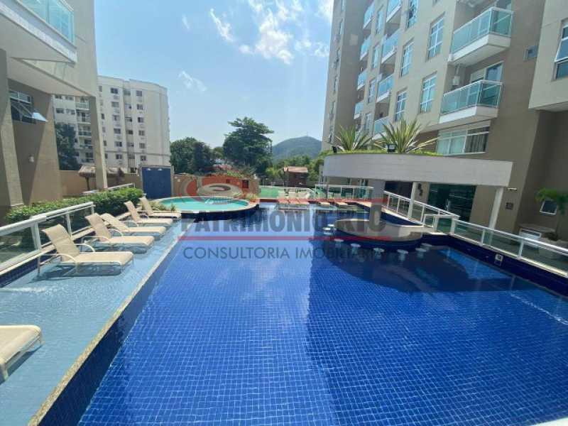30 - Apartamento, Taquara, Condomínio Connect Life, 2quartos (suíte), 1vaga e Financiamento - PAAP24030 - 22