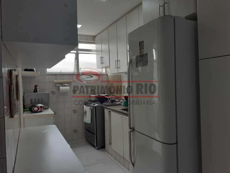 20201104_111017 - Próximo a Av Nelson Cardoso, ampla cozinha, 2quartos sendo 1suite, 2vagas na escritura - PAAP24037 - 7