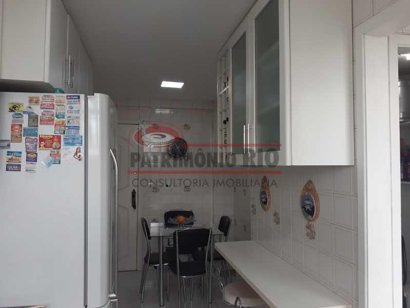20201104_111045 - Próximo a Av Nelson Cardoso, ampla cozinha, 2quartos sendo 1suite, 2vagas na escritura - PAAP24037 - 8