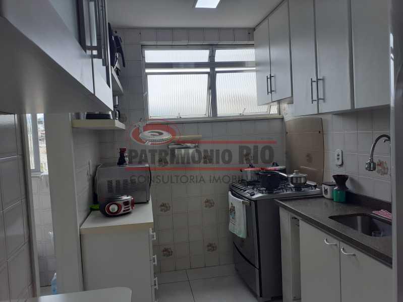 20201104_111101 - Próximo a Av Nelson Cardoso, ampla cozinha, 2quartos sendo 1suite, 2vagas na escritura - PAAP24037 - 10