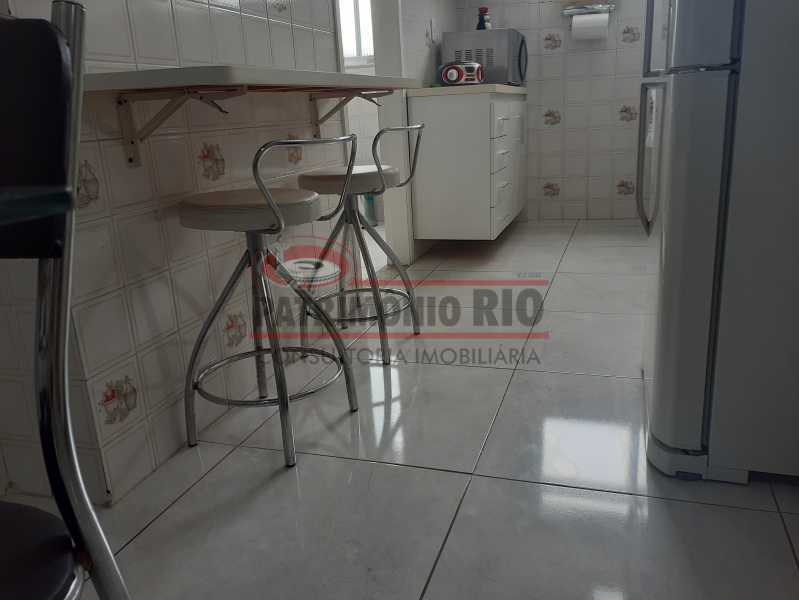 20201104_111119 - Próximo a Av Nelson Cardoso, ampla cozinha, 2quartos sendo 1suite, 2vagas na escritura - PAAP24037 - 11