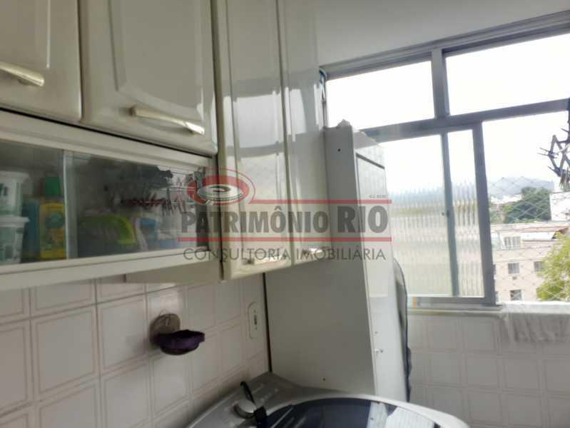 20201104_111145 - Próximo a Av Nelson Cardoso, ampla cozinha, 2quartos sendo 1suite, 2vagas na escritura - PAAP24037 - 21