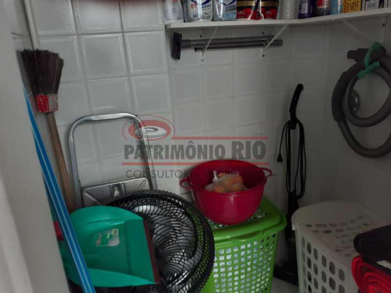 20201104_111208 - Próximo a Av Nelson Cardoso, ampla cozinha, 2quartos sendo 1suite, 2vagas na escritura - PAAP24037 - 24