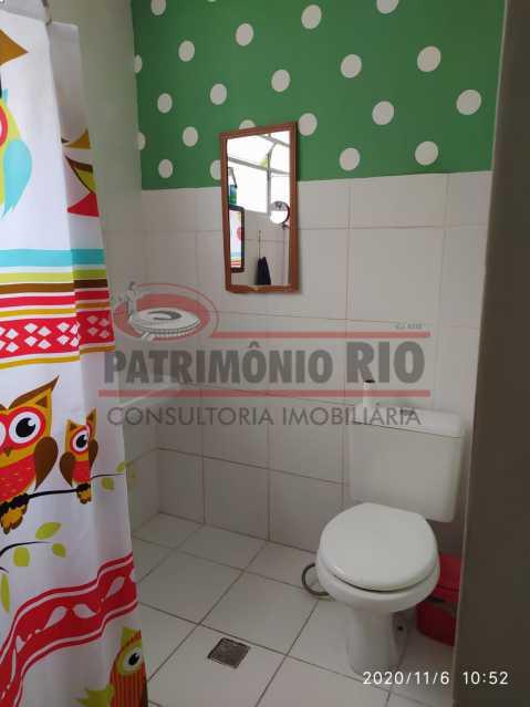 IMG-20201123-WA0043 - Apartamento 1quarto primeiro andar Térreo - PAAP10459 - 19