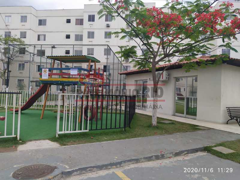 IMG-20201123-WA0048 - Apartamento 1quarto primeiro andar Térreo - PAAP10459 - 24
