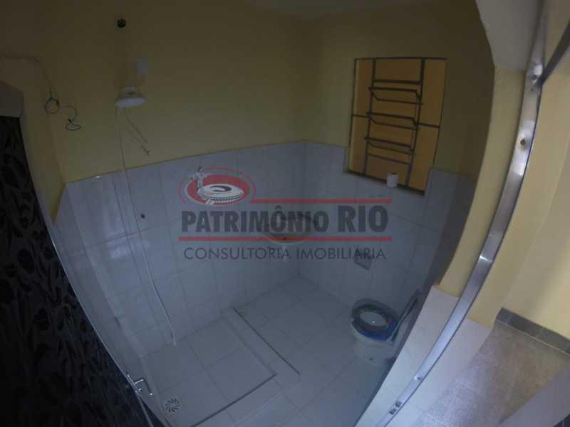 7 - banheiro 1. - Casa 2quartos com vaga juntinho do comércio - PACA20563 - 24