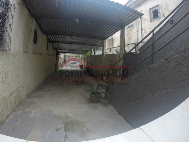 8 - servidão entrada 2. - Casa 2quartos com vaga juntinho do comércio - PACA20563 - 27