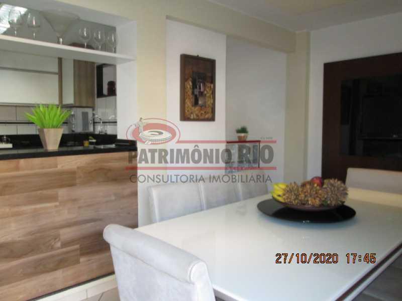 IMG_1613 - Espetacular Casa Duplex semi - luxo Condomínio Itapera Vista Alegre - PACN30057 - 23