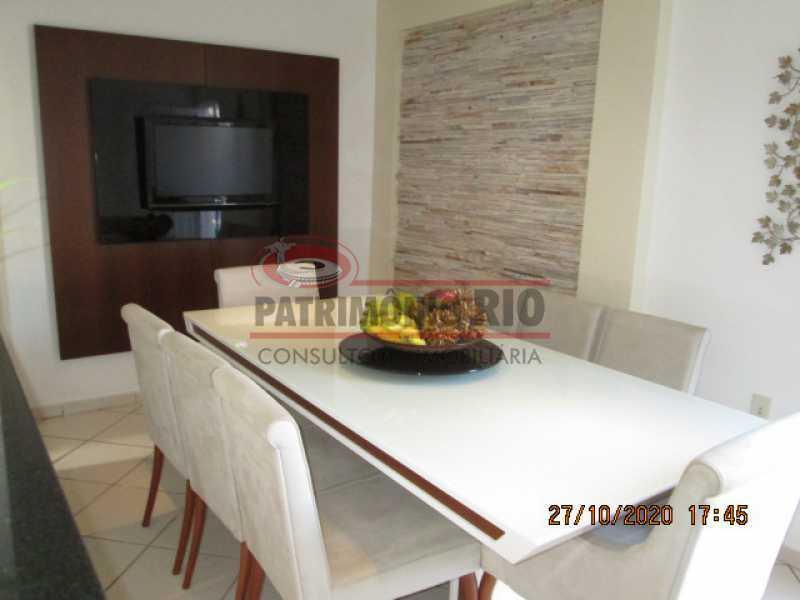 IMG_1614 - Espetacular Casa Duplex semi - luxo Condomínio Itapera Vista Alegre - PACN30057 - 26