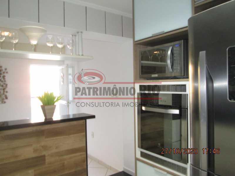 IMG_1621 - Espetacular Casa Duplex semi - luxo Condomínio Itapera Vista Alegre - PACN30057 - 27