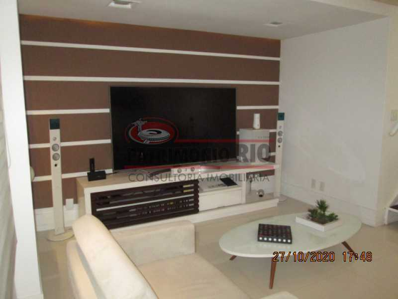 IMG_1628 - Espetacular Casa Duplex semi - luxo Condomínio Itapera Vista Alegre - PACN30057 - 5