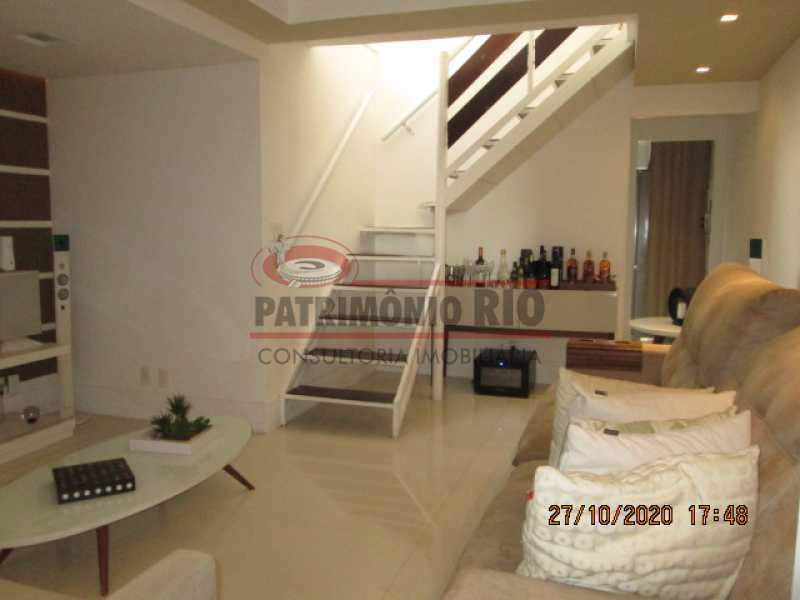 IMG_1629 - Espetacular Casa Duplex semi - luxo Condomínio Itapera Vista Alegre - PACN30057 - 6