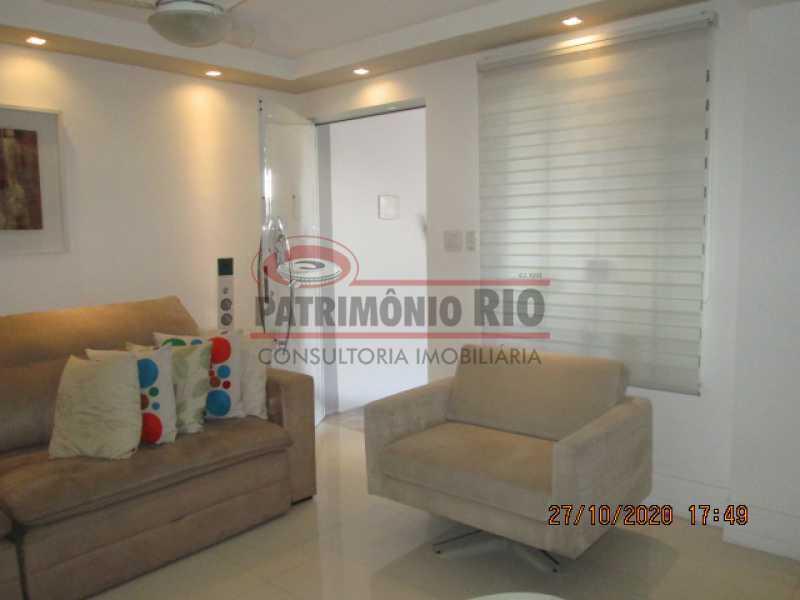 IMG_1632 - Espetacular Casa Duplex semi - luxo Condomínio Itapera Vista Alegre - PACN30057 - 8