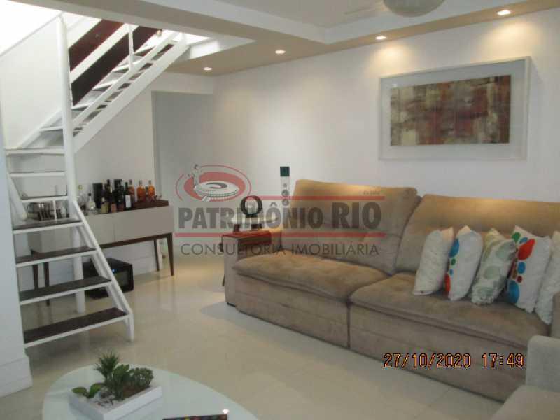 IMG_1633 - Espetacular Casa Duplex semi - luxo Condomínio Itapera Vista Alegre - PACN30057 - 7