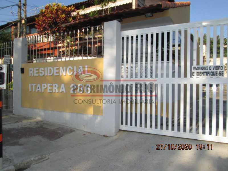 IMG_1644 - Espetacular Casa Duplex semi - luxo Condomínio Itapera Vista Alegre - PACN30057 - 1