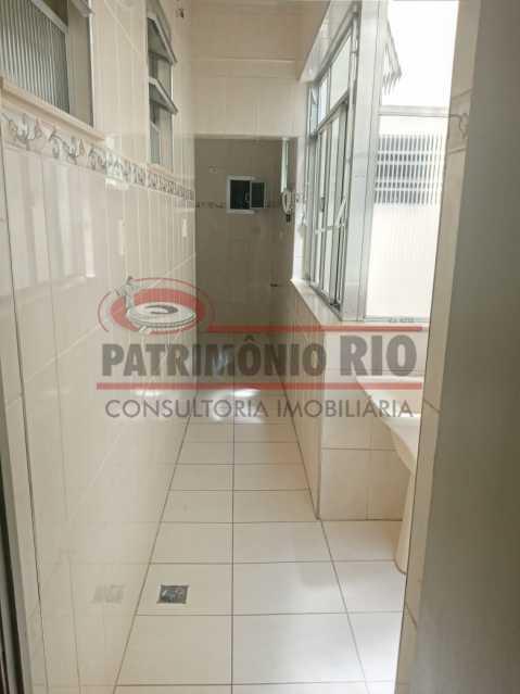 16 - Excelente Apartamento (70M²) no Engenho da Rainha, com 2quartos, dependência de empregada e vaga - PAAP24049 - 16