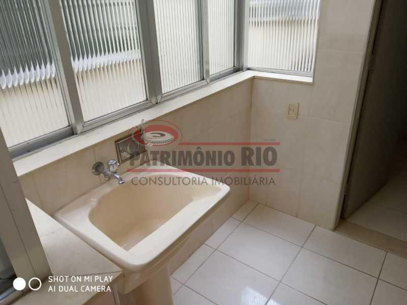 17 - Excelente Apartamento (70M²) no Engenho da Rainha, com 2quartos, dependência de empregada e vaga - PAAP24049 - 17