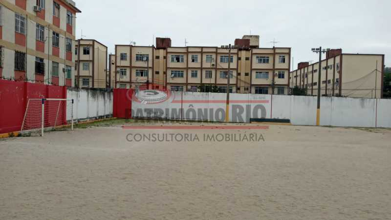 19 - Excelente Apartamento (70M²) no Engenho da Rainha, com 2quartos, dependência de empregada e vaga - PAAP24049 - 19