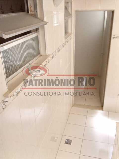 29 - Excelente Apartamento (70M²) no Engenho da Rainha, com 2quartos, dependência de empregada e vaga - PAAP24049 - 29