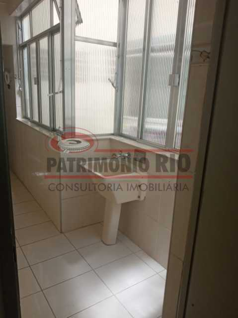 30 - Excelente Apartamento (70M²) no Engenho da Rainha, com 2quartos, dependência de empregada e vaga - PAAP24049 - 30
