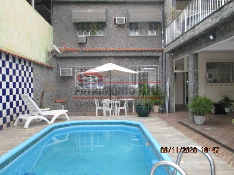 IMG_1648 - Espetacular Casa Duplex, 2quartos ( 1suite master), piscina, 2vagas garagem Vista Alegre - PACA20565 - 3