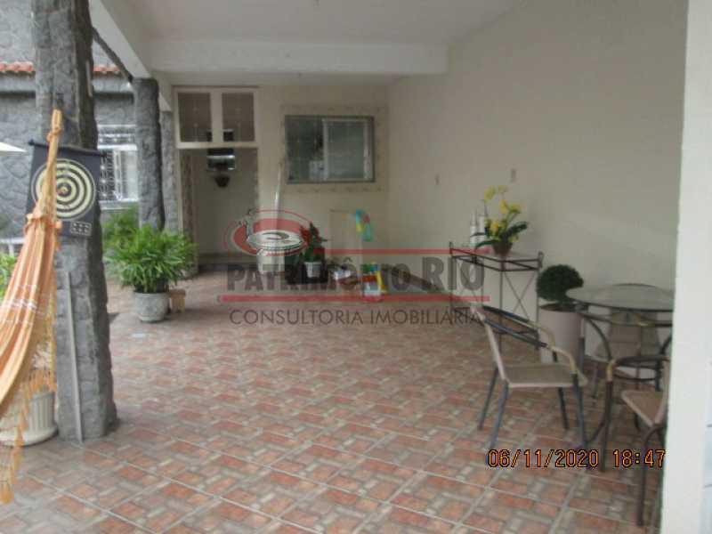 IMG_1649 - Espetacular Casa Duplex, 2quartos ( 1suite master), piscina, 2vagas garagem Vista Alegre - PACA20565 - 7