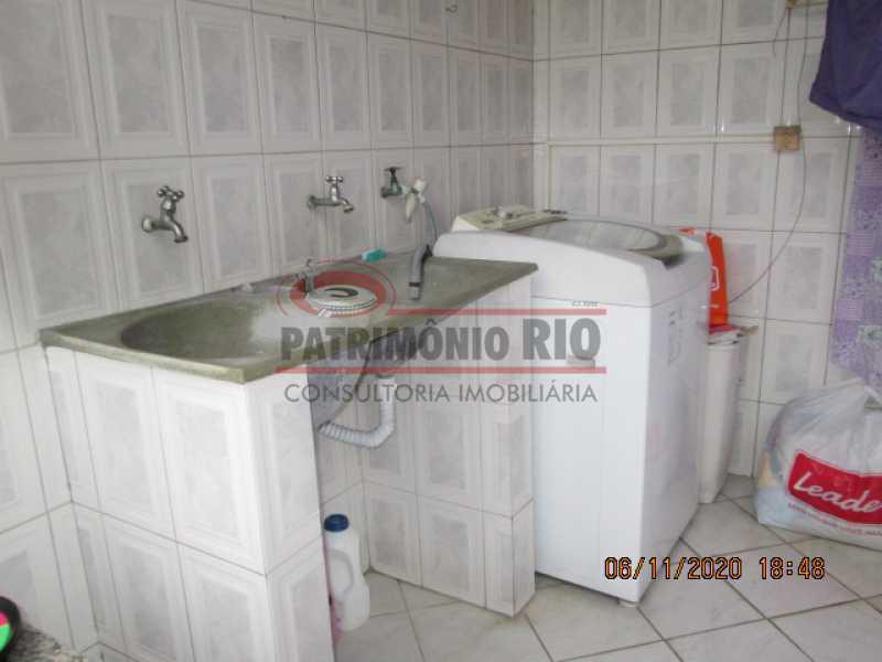 IMG_1653 - Espetacular Casa Duplex, 2quartos ( 1suite master), piscina, 2vagas garagem Vista Alegre - PACA20565 - 30