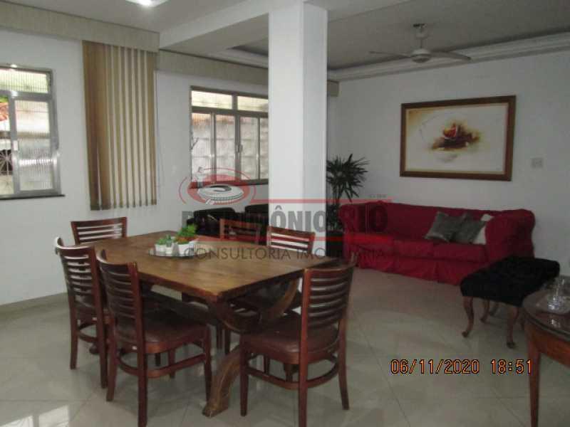 IMG_1657 - Espetacular Casa Duplex, 2quartos ( 1suite master), piscina, 2vagas garagem Vista Alegre - PACA20565 - 10