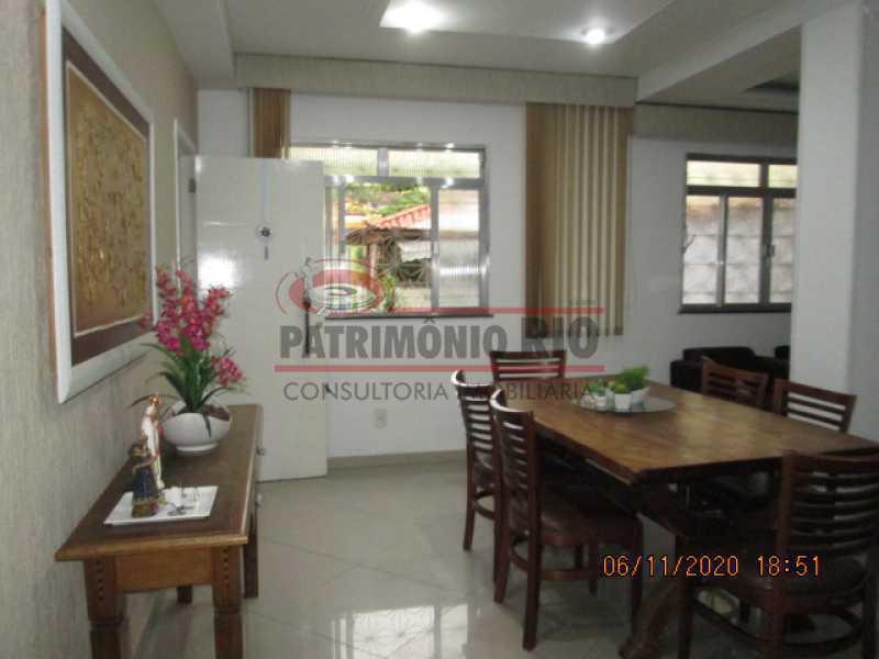 IMG_1658 - Espetacular Casa Duplex, 2quartos ( 1suite master), piscina, 2vagas garagem Vista Alegre - PACA20565 - 11
