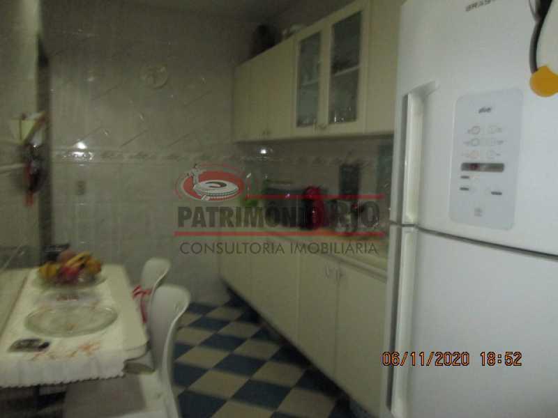 IMG_1662 - Espetacular Casa Duplex, 2quartos ( 1suite master), piscina, 2vagas garagem Vista Alegre - PACA20565 - 27