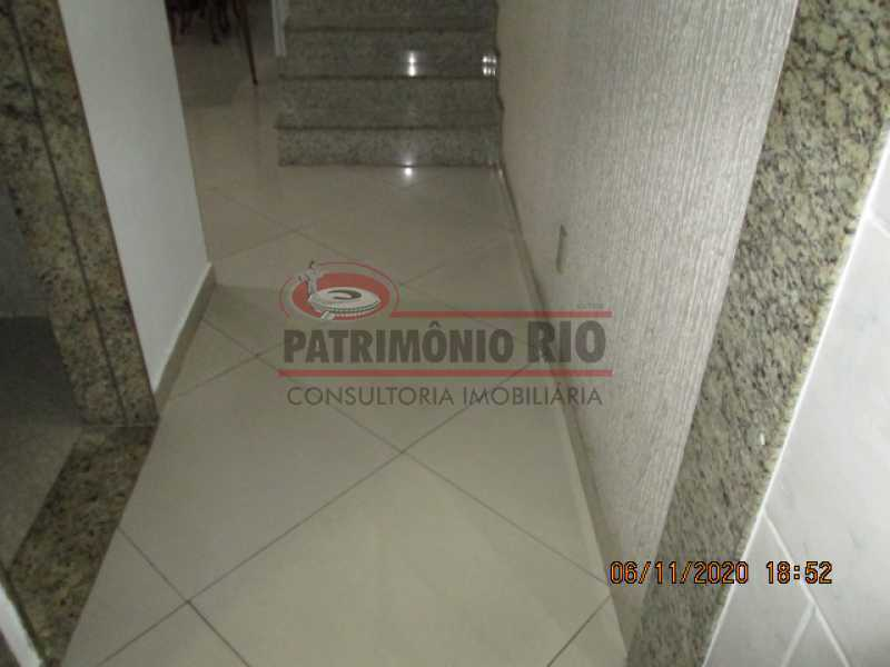 IMG_1663 - Espetacular Casa Duplex, 2quartos ( 1suite master), piscina, 2vagas garagem Vista Alegre - PACA20565 - 15
