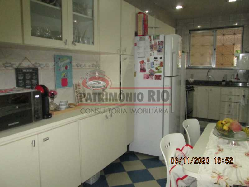 IMG_1664 - Espetacular Casa Duplex, 2quartos ( 1suite master), piscina, 2vagas garagem Vista Alegre - PACA20565 - 28