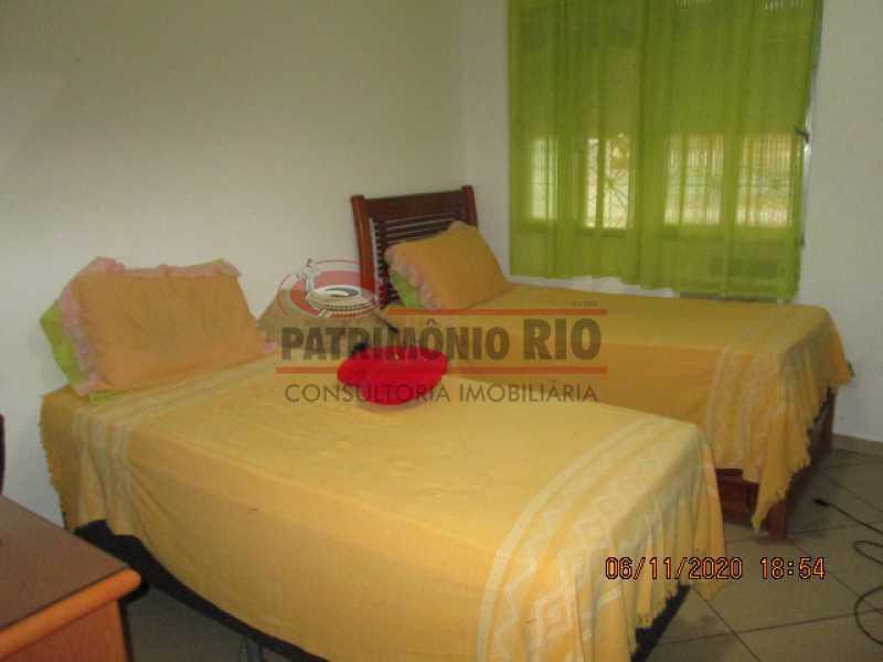 IMG_1666 - Espetacular Casa Duplex, 2quartos ( 1suite master), piscina, 2vagas garagem Vista Alegre - PACA20565 - 18