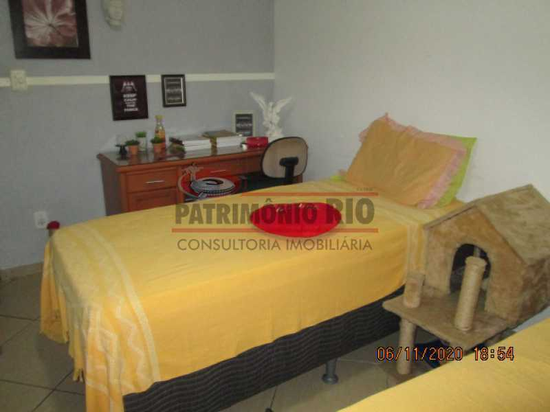 IMG_1667 - Espetacular Casa Duplex, 2quartos ( 1suite master), piscina, 2vagas garagem Vista Alegre - PACA20565 - 19