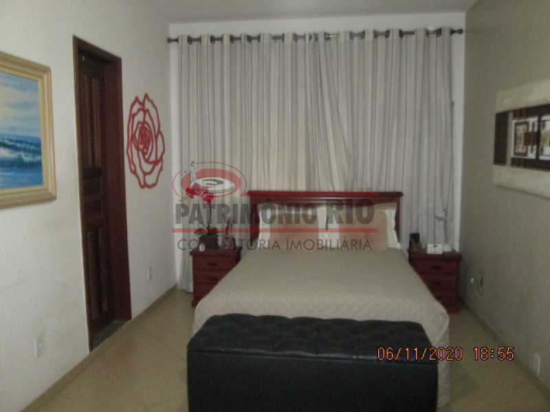 IMG_1671 - Espetacular Casa Duplex, 2quartos ( 1suite master), piscina, 2vagas garagem Vista Alegre - PACA20565 - 22