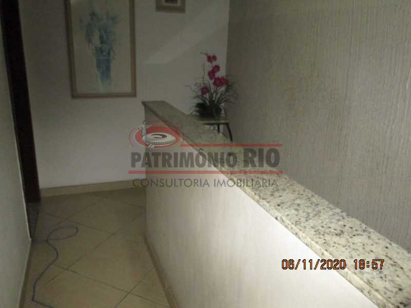 IMG_1678 - Espetacular Casa Duplex, 2quartos ( 1suite master), piscina, 2vagas garagem Vista Alegre - PACA20565 - 16