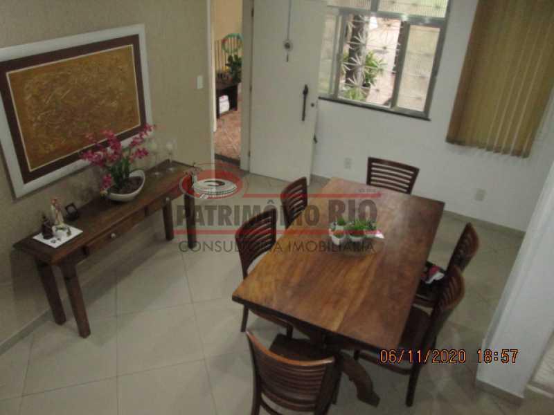 IMG_1679 - Espetacular Casa Duplex, 2quartos ( 1suite master), piscina, 2vagas garagem Vista Alegre - PACA20565 - 13
