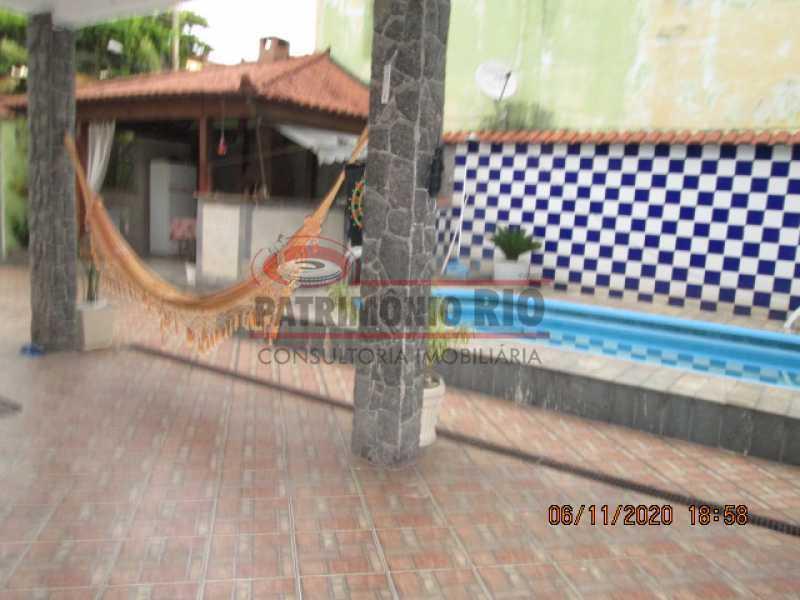 IMG_1683 - Espetacular Casa Duplex, 2quartos ( 1suite master), piscina, 2vagas garagem Vista Alegre - PACA20565 - 6