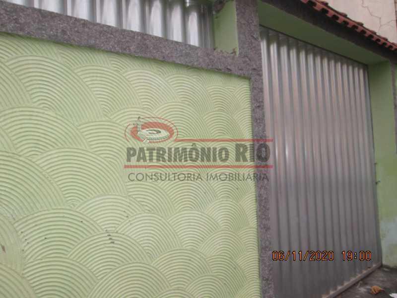 IMG_1684 - Espetacular Casa Duplex, 2quartos ( 1suite master), piscina, 2vagas garagem Vista Alegre - PACA20565 - 1