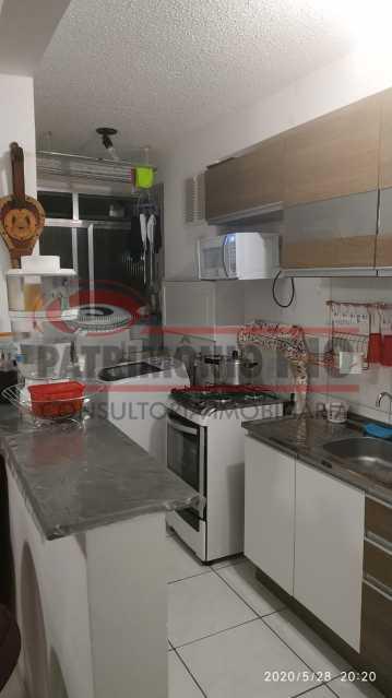 WhatsApp Image 2020-11-18 at 1 - Apartamento Condomínio Beija Flor - apartamento 2qtos - Honório Gurgel - PAAP24063 - 1